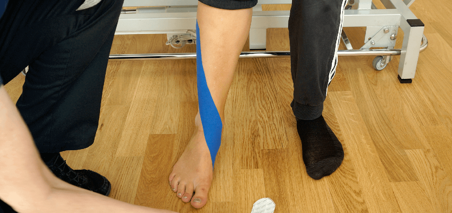 Physiotherapie Zürich - physiocare zürich - physiocare_2017_taping_3